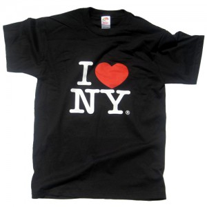 I love NY | Iconic T-shirt